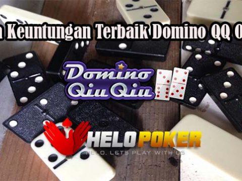 Fakta Keuntungan Terbaik Domino QQ Online